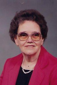 Betty M. Wilburn