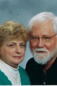 Earl and Barbara Crain