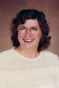 Mary Louise Rebecca Stone